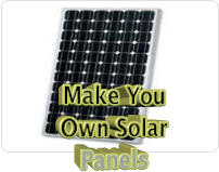 Make You Own Solar Panels